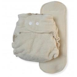 Couche lavable coton bio TU