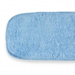 Doublure / insert Bleu Coton fin detail