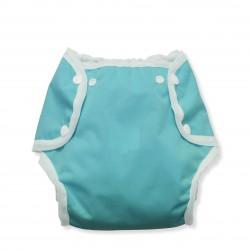 Culotte de protection couleur bleu turquoise