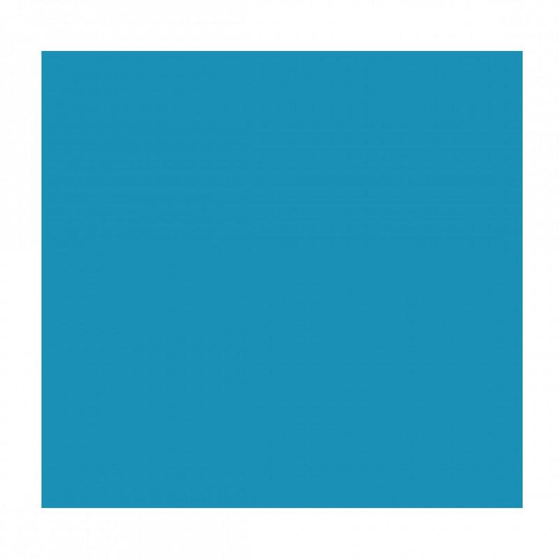 PUL uni  Turquoise foncé coupon 50x50cm
