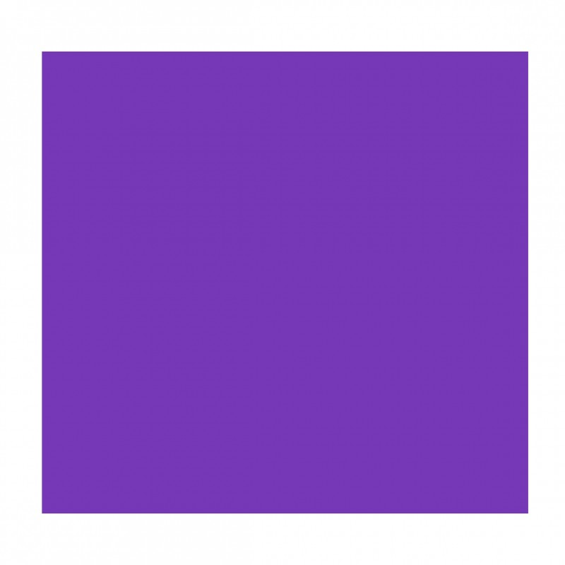PUL uni Violet 50x150 cm