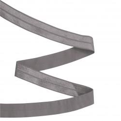 Biais élastique 19mm GRIS TAUPE