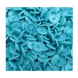 Pression KAM T20 B46 Turquoise lot de 20