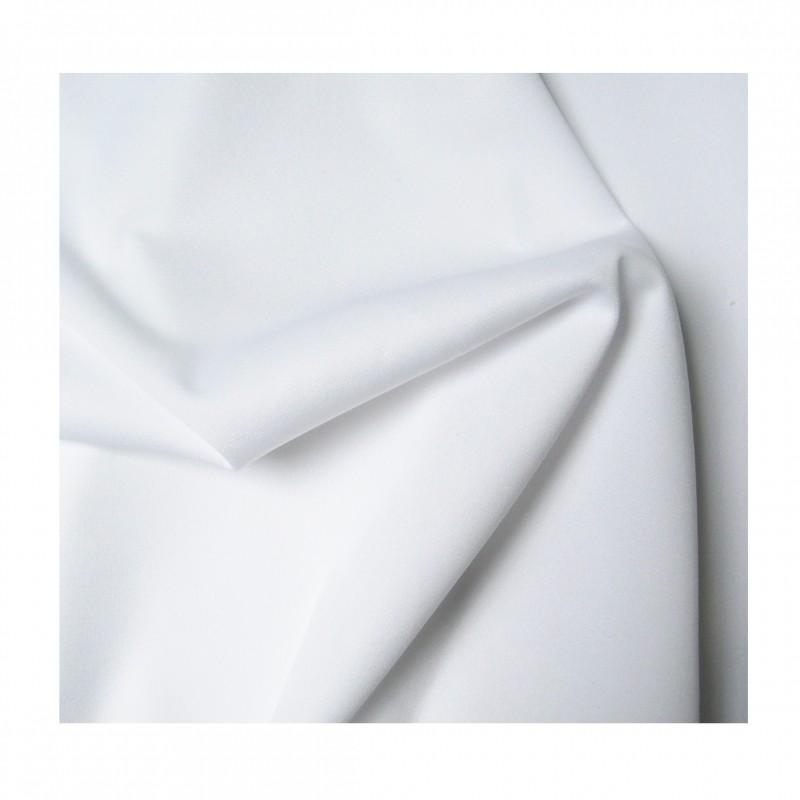 PUL uni Blanc 10x150cm