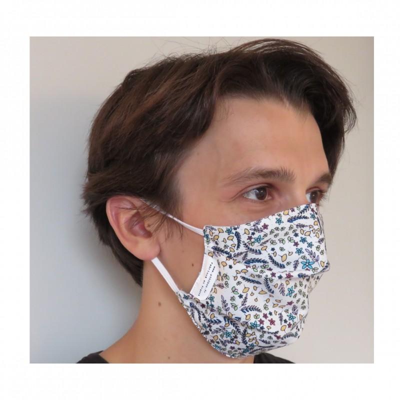 Masque liberty végétal