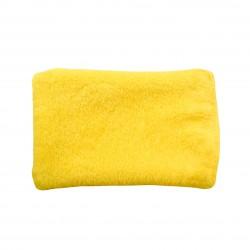 Lingette lavables jaune poussin