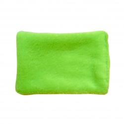 Lingette lavable vert lemon